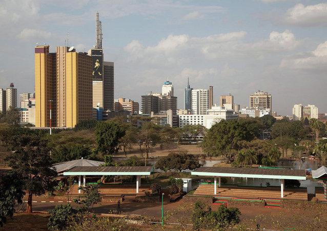 Nairobi City Centre