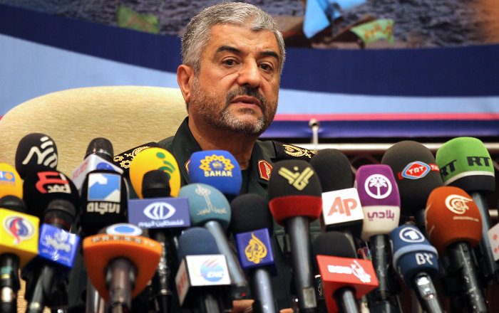 Iran's IRGC Vow 'Crushing Response' to Threats Beyond State Borders