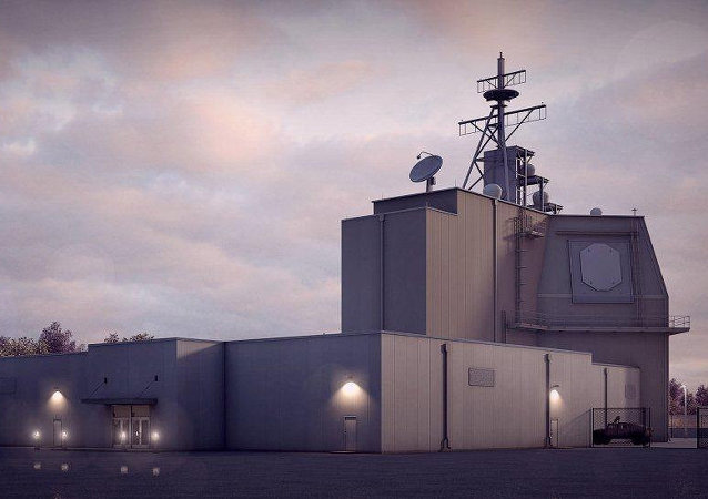 The United States' Aegis Ashore system is not directed against Russia but is designed to protect against potential attacks from the Middle East, Pentagon spokesman Patrick Evans told RIA Novosti.
