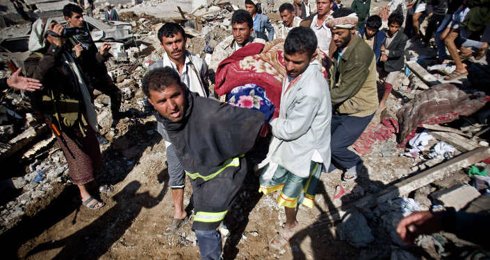 Over 100,000 people have been displaced as a result of the conflict in the war-torn Yemen, International Organization for Migration (IOM) spokesperson Joel Millman told journalists Friday.