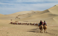 Golden Eagle Silk Road