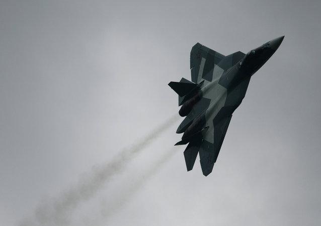 Sukhoi T-50 PAK FA