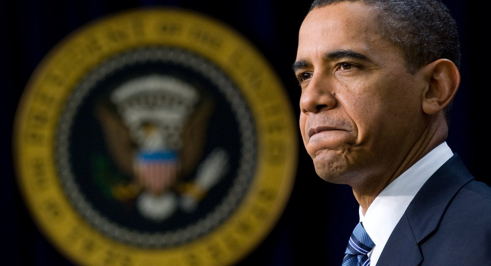 A US conservative government watchdog organization has been forced to file hundreds of lawsuits against the administration of US President Barack Obama for the White House's failure to fulfil Freedom of Information Act (FOIA) requests