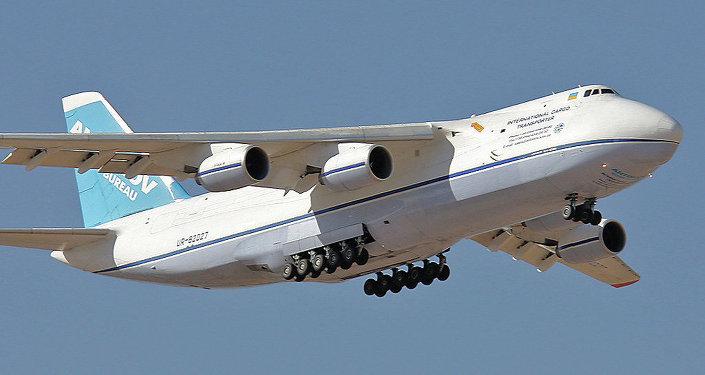 Antonov An124-100M - Ukraine
