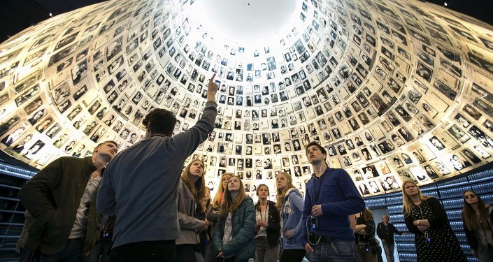 Never Forget: Holocaust Remembrance Day