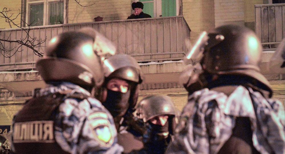 Ukrainian journalist Oles Buzina was killed by two masked gunmen in Kiev.