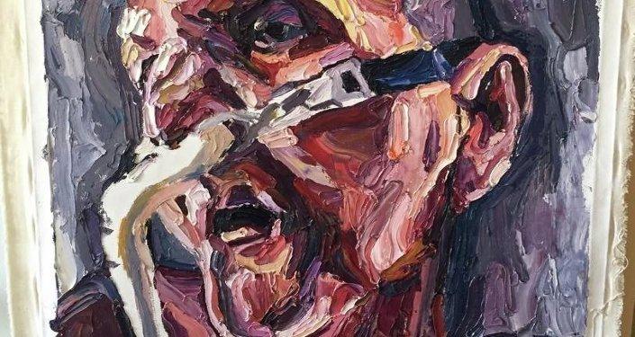 From Death Row - A Solo Exhibition by Myuran Sukumaran