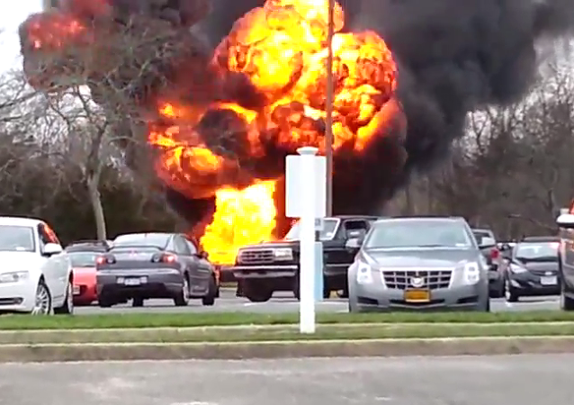 New York Man Sets Car on Fire to Rid it of Bugs