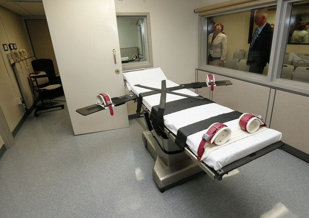 Oklahoma has approved the use of nitrogen gas asphyxiation for the administration of the death penalty in case the US Supreme Court finds lethal injections - plagued by recent botched executions - to be unconstitutional.