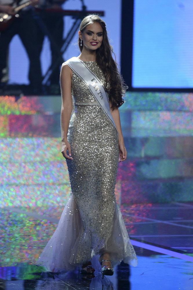 Beauty is Power: Miss Russia 2015 Pageant - Sputnik ...