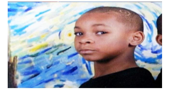 9-year-old Kamian Strawder
