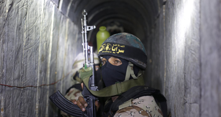 Islamic jihad militant