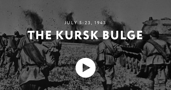 The Kursk Bulge