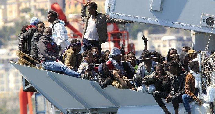 The United Nations human rights chief on Friday accused members of the British tabloid press of inciting hatred towards migrants in the Mediterranean, and urged authorities to curb hate speech in the media.
