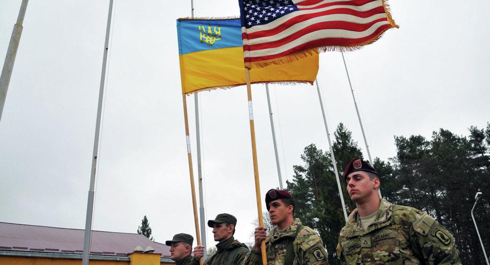 US military instructors arrive in Ukraine