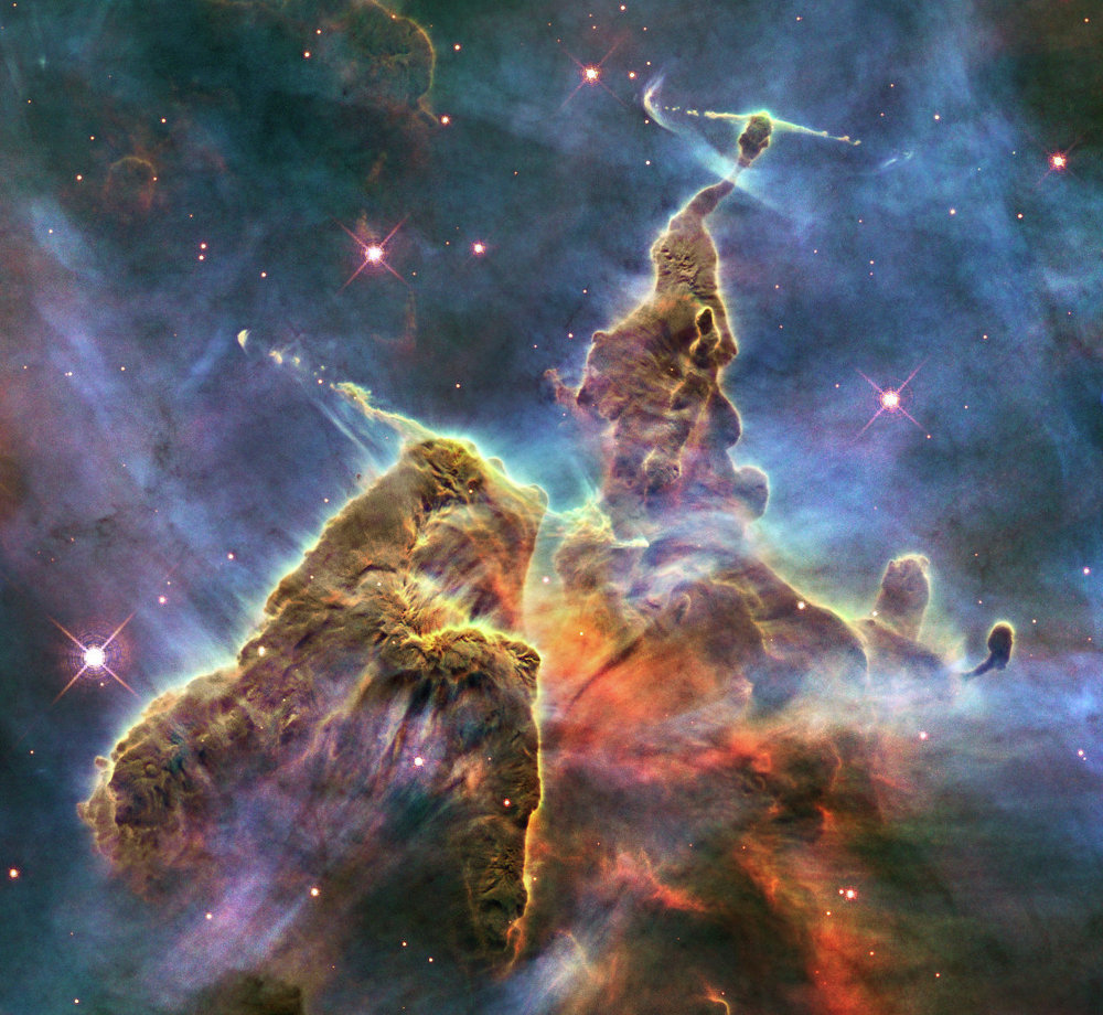 Hubble: Looking Through the Sky Eye Discovering Top Secrets of the Universe