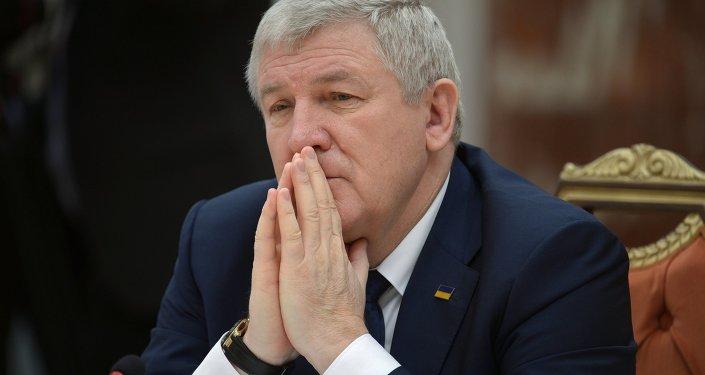 Ukrainian Ambassador to the Republic of Belarus Mykhailo Ezhel