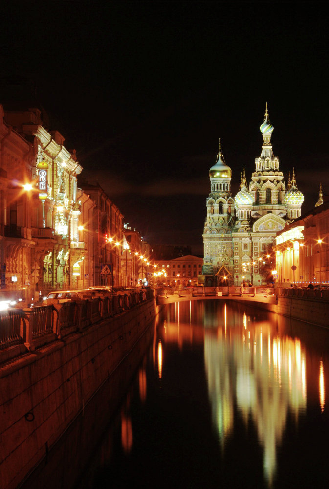 Venice of the North: St. Petersburg