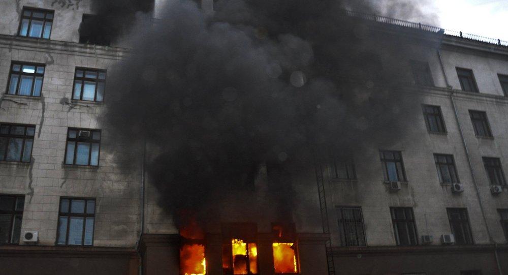 Riots in Odessa