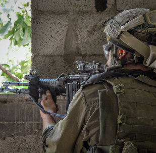 IDF Soldiers During Operation Protective Edge