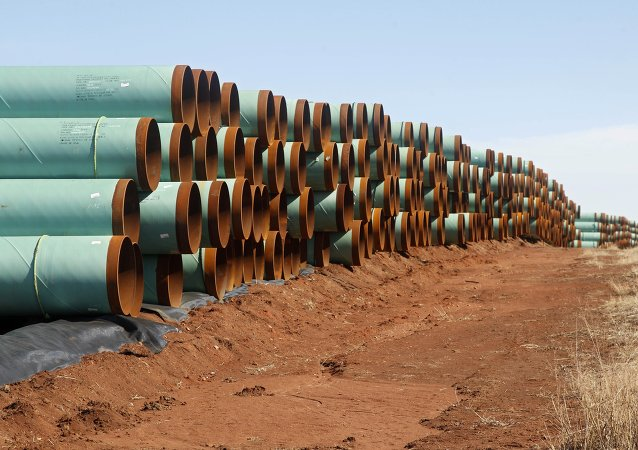 US Department of State spokesperson John Kirby said that the Obama administration has submitted its decision to continue the review process of the Keystone XL Pipeline to Canadian energy giant TransCanada.
