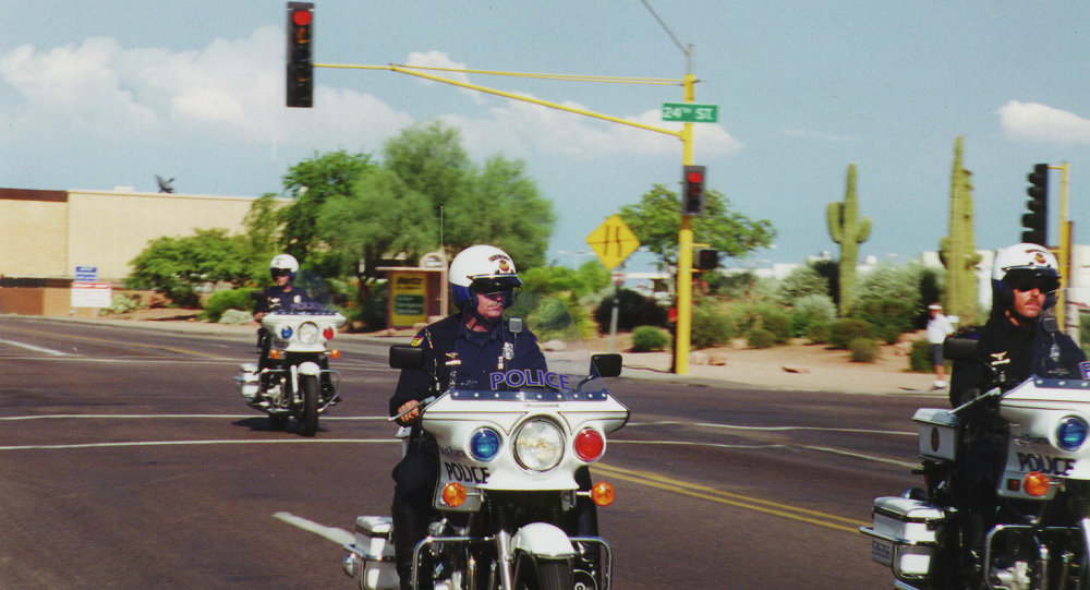 Police in Arizona