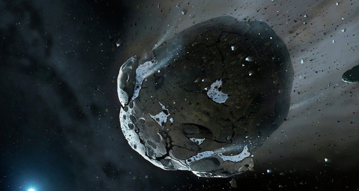 Asteroid mining may not be the stuff of sci-fi flicks for long, as one company prepares to launch it's first exploratory satellite from the International Space Station in July.