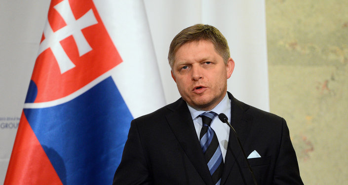 Slovakian Prime Minister Robert Fico said that he considers his decision to celebrate Victory Day in Moscow to be absolutely correct, adding that he doesn't care if elements of the country's media lose their marbles over his decision to attend.