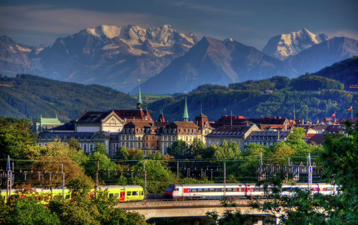 Bern: Best Place to Shoot a Fantasy Film