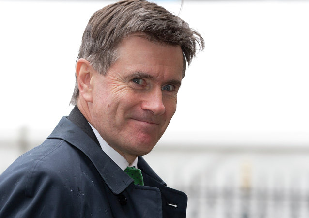 Former head of the British Intelligence Service (MI6) John Sawers