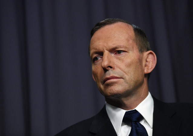 Tony Abbott said that reviewing the deal would put Australian businesses and jobs at risk.