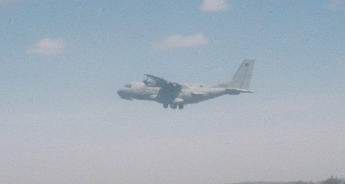 96-6049 Airtech CN-235-100M QC