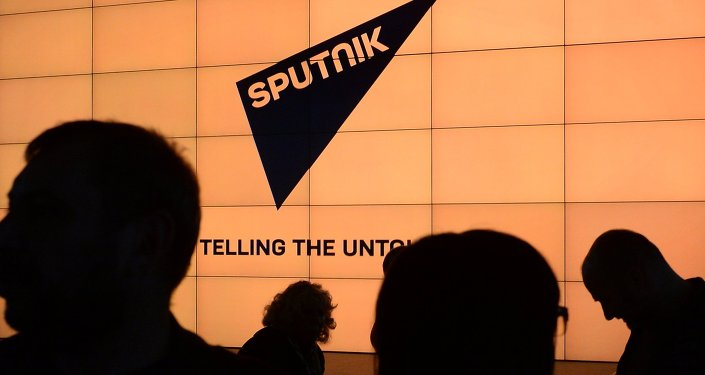 Presentation of the major international news brand, Sputnik
