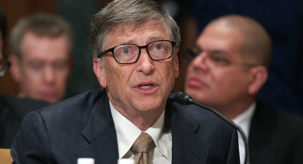 Bill Gates Spills The Beans On Donald Trump