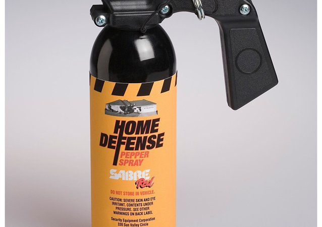 Mace Brand pepper spray