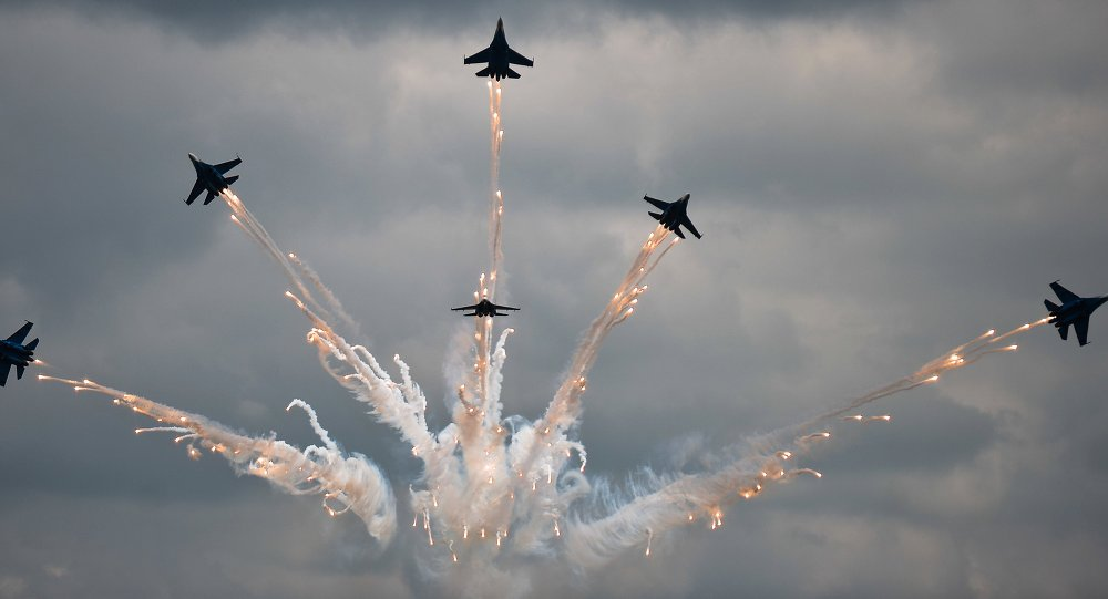 Image result for russian knights aerobatic team