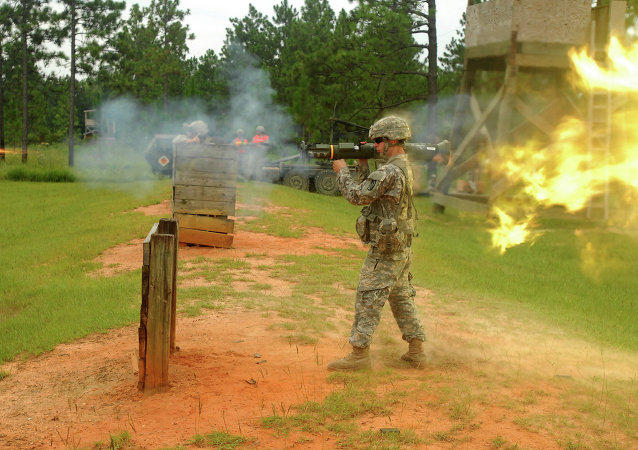 AT-4 Live Fire