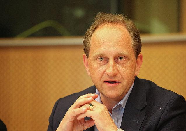European Parliament Vice President Alexander Graf Lambsdorff