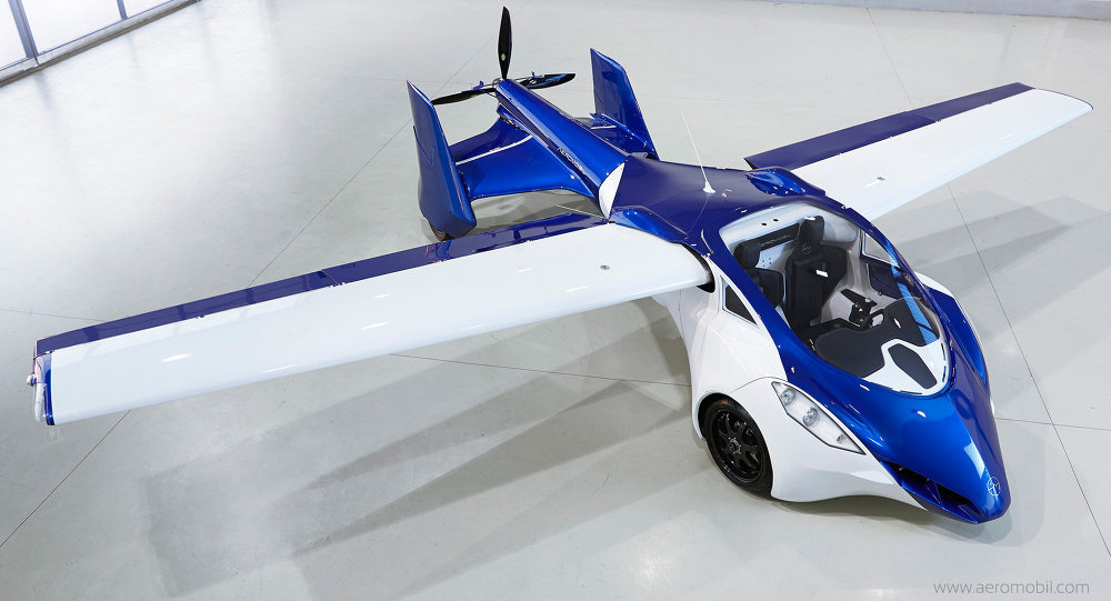 Slovak tech firm Aeromobil