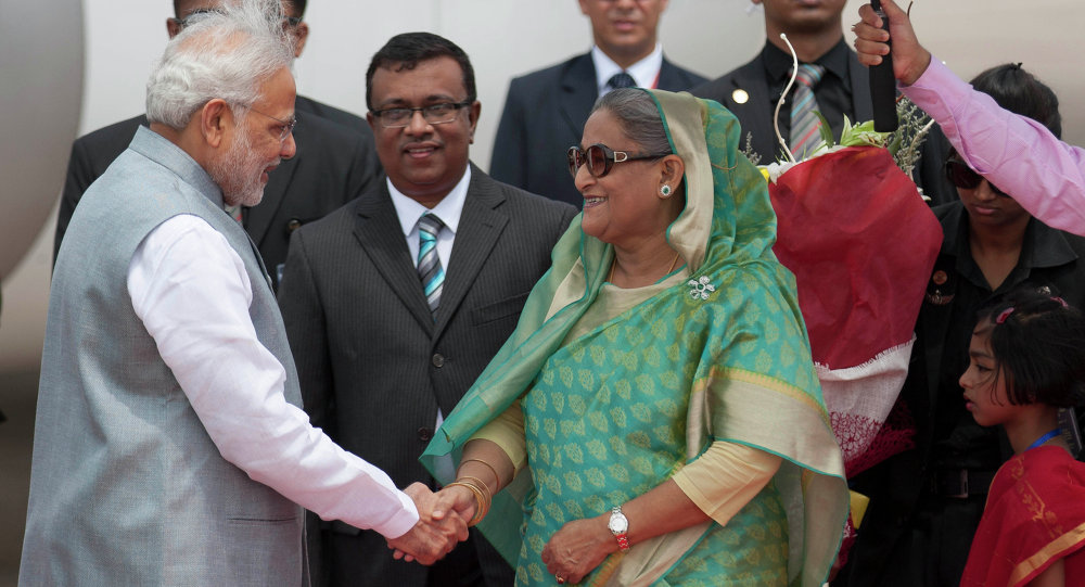Bangladesh PM Sheikh Hasina to visit India in April