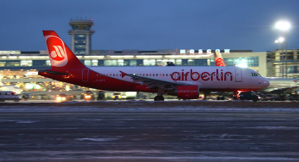 Air Berlin flights hit by 'ill' pilots
