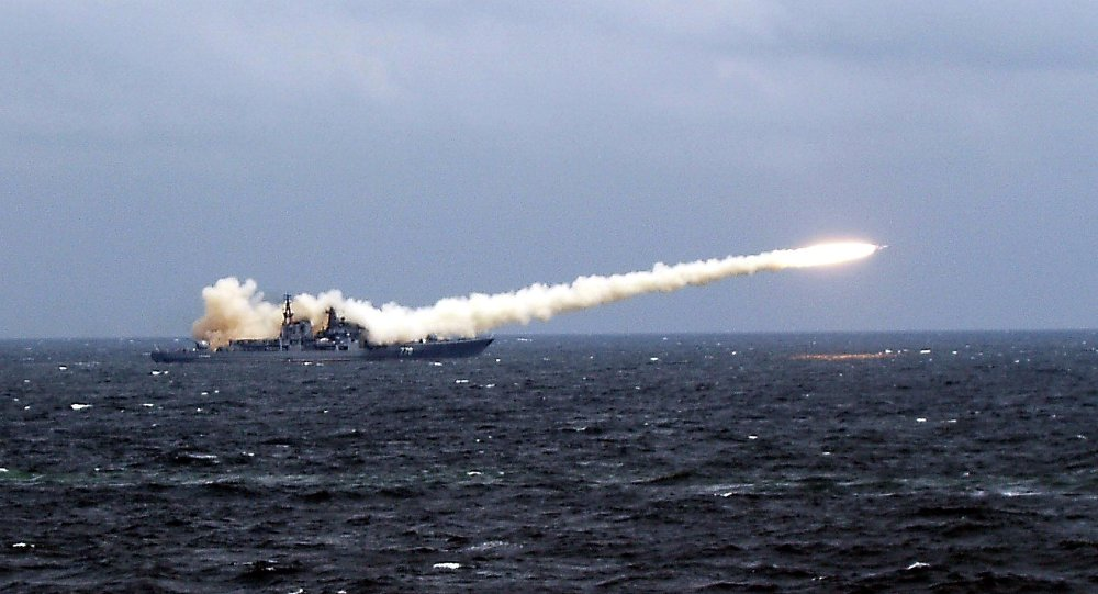 Russian Navy successfully delivers anti-cruise missiles in maneuver
