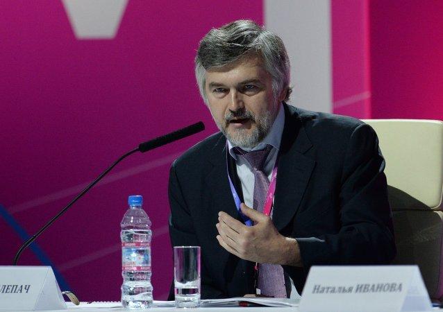 VEB Bank Deputy Chairman Andrei Klepach