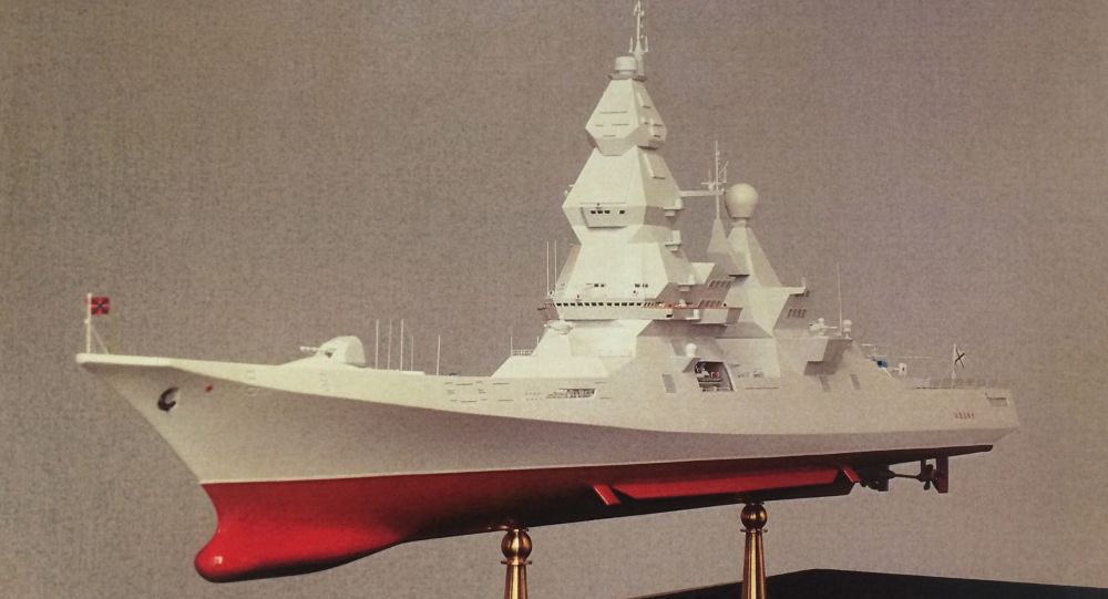 Russian Navy to Start Building New Lider-Class Destroyer ...