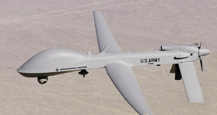 MQ-1C Warrior UAV