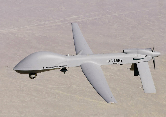 MQ-1C Warrior UAV