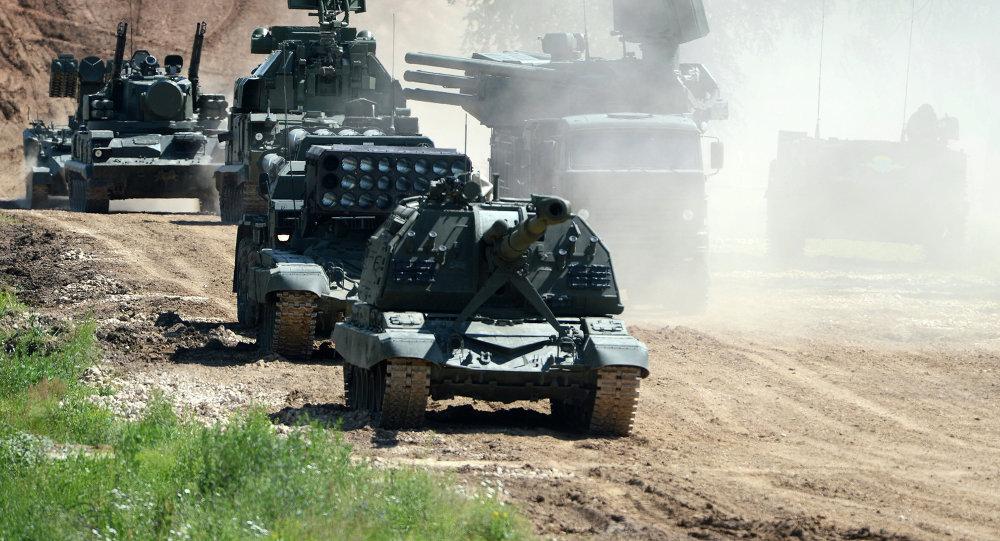 ARMY-2015 international military technical forum. Day Three
