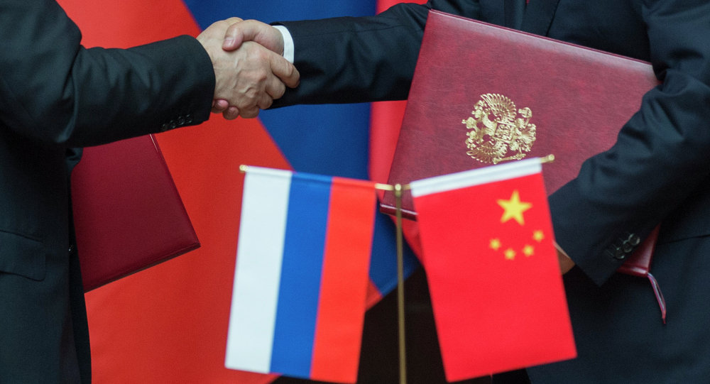 Vladimir Putin pays official visit to People's Republic of China