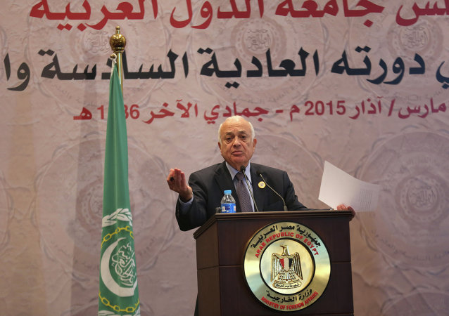 Arab League Secretary-General Nabil Elaraby
