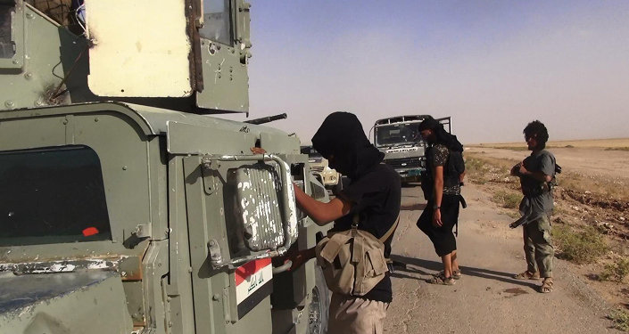 Islamic State of Iraq and the Levant (ISIL) militants